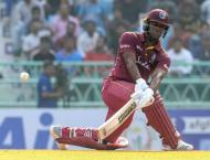 Hope ton powers West Indies to ODI sweep over Afghanistan