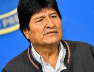 Plane Carrying Morales Lands in Paraguay After Getting Refusal Fr ..