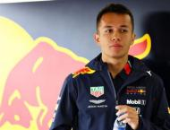Thailand's Albon secures Red Bull driver slot for 2020: team