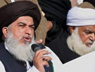 ATC indicts TLP Chief Maulana Khadim Hussain Rizvi, others