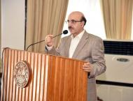 Pakistan loves peace but not oblivious of its defence, AJK Presid ..