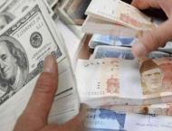 Rupee gains 04 Paisa against dollar
