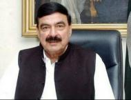 Minister for Railway Shaikh Rashid Ahmed for reviewing entire asp ..
