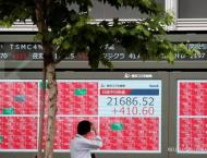 Stocks hit by trade doubts, Hong Kong unrest