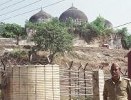 Construction of temple on site of Babri Masjid condemned