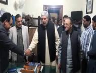 PML-N parliamentarians submit resignation from PA's standing comm ..