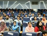 65-member student delegation visits Parliament House