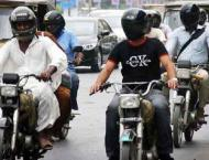 Traffic police launches campaign 'Helmet Sub Key Lye'