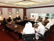 "PCFC and GDRFA discuss upcoming 8th ""Emirates of Tolerance"" M .."