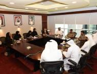"PCFC, GDRFA discuss upcoming 8th ""Emirates of Tolerance&quot .."