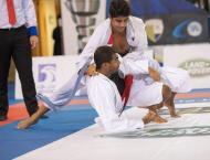 Khalid bin Mohamed bin Zayed opens Jiu-Jitsu World Championship