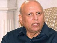 Rodriguez, Julie call on Chaudhry Muhammad Sarwar