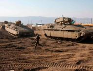 Israeli Air Defense Intercepts 4 'Launches' from Syria - Army