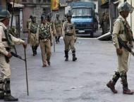 894 children martyr by Indian troops in IOK
