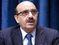 AJK President urges UN to avert looming human disaster in Kashmir ..