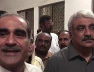 NAB produces Khawaja brothers before accountability court