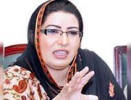 Firdous condemns opposition parties for influencing ECP