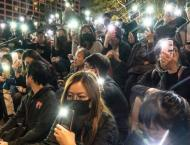 China Condemns US for Passing Hong Kong Rights Bill - Foreign Min ..