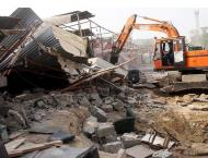 Removal of encroachments in district East, West, South