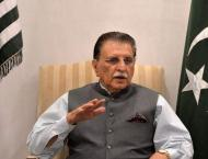 AJK Prime Minister for more vibrant role of media to expose India ..