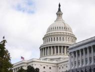 US Senate Votes for Stopgap Measure to Keep Federal Government Op ..