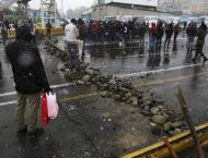About 100 People Injured, 115 Detained During Protests in Colombi ..