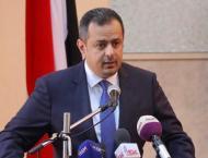 Yemeni Prime Minister Maeen Abdul Malek Says Counts on Saudi's 'E ..