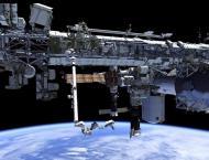 Astronauts Fix Toilet at US Segment of International Space Statio ..
