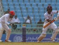 Brooks half-century as West Indies lead smog-hit Afghanistan Test ..