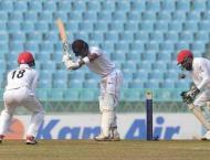 Cricket: Afghanistan v West Indies Test scoreboard