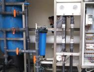 Deputy Commissioner inspects Reverse Osmosis Plant