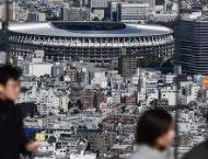 Tokyo's main Olympic stadium ready to fight heat