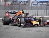 Verstappen on top in final Abu Dhabi practice