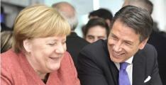 Merkel, Conte to Share Expectations From New European Commission at Rome Talks - Spokesman
