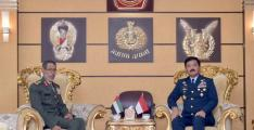 UAE Chief of Staff meets with Indonesian officials