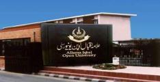 Allama Iqbal Open University (AIOU) annual postgraduate's exams to begin from Nov. 25