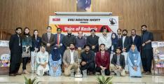 "UVAS arranged All Pakistan Declamation competition ""Decrodeo 19"""