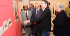 Paper Jewel, an exhibition of early postcards from Pakistan, on Thursday opened at the Salam Hall of ..