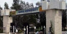 Gomal university announces BA/BSc results