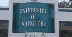 Sargodha University seminar on title 'Metaphysical and Modern Poetry' concludes