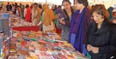 Three-day book fair opens at Women University