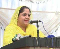 Plan launches to provide housing schemes to people in province: Bushra Rind
