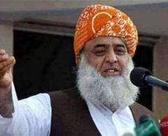 Maulana Fazl claims he was offered Senate Chairmanship, Balochistan govt