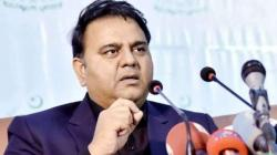 Opposition cries over non-issues: Federal Minister for Science and Technology Fawad Chaudhry
