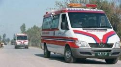 Mother, son among 3 killed in road accidents in Sargodha