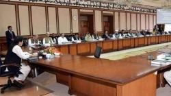 Prime Minister Imran Khan chairs cabinet meeting
