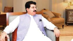Pakistan highly values its ties with Oman: Sadiq Sanjrani