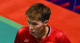 Home hope stuns former no.1 Axelsen at Hong Kong Open