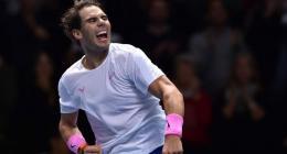 Nadal sweats on semis spot at ATP Finals after beating Tsitsipas