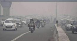 Rain reduces smog in city in Lahore